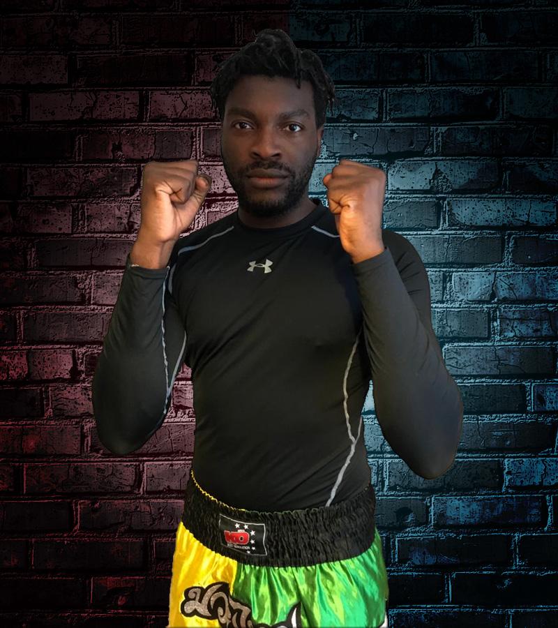 Thomas Amokwan of SN Combat